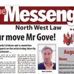 Oliver Gardner, Howards Solicitors in Manchester Law Society Messenger
