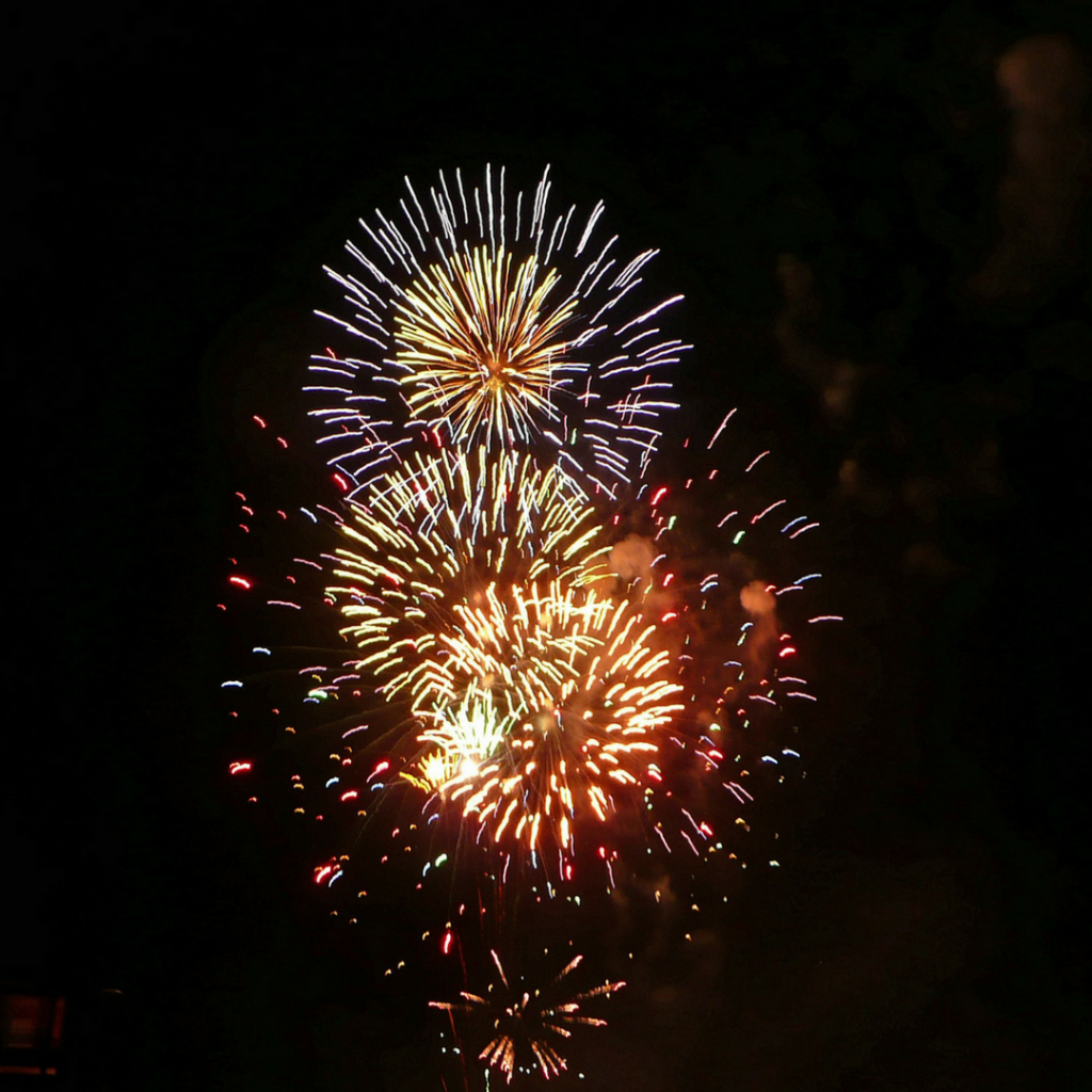 The Law and Fireworks