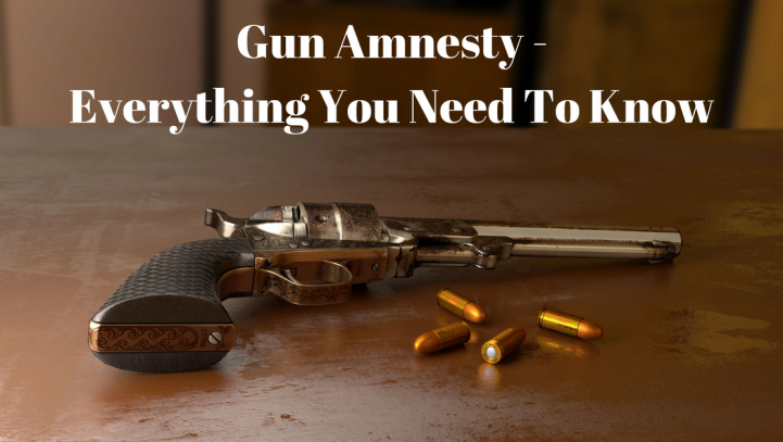 Gun Amnesty: What You Need to Know